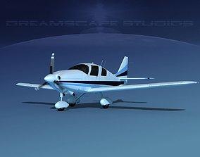 3D Cessna 400 TTx V09