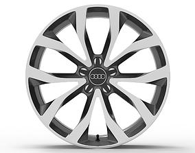 3D Wheel for Audi A6
