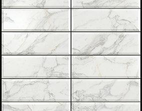 Keros Carrara Gris 200x600 3D keros