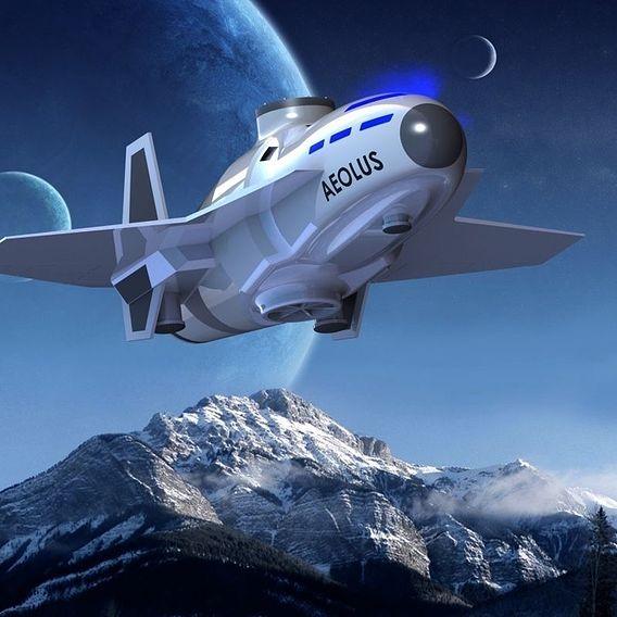 AEOLUS (Shuttle/Lander craft)