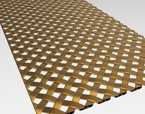 decorative grille 3D model