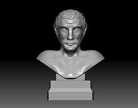 3D model Julius Caesar
