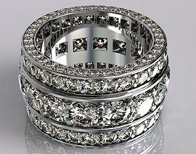 bracelete ring 3D print model