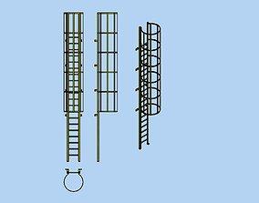 3D Sailor ladder