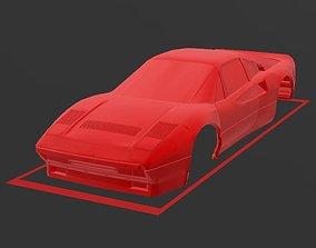 FERRARI 288 GTO BODY SHELL MINI-Z 3D print model 1