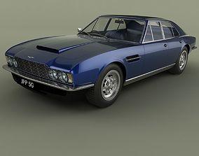 Aston Martin DBS Lagonda Prototype 3D model