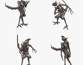 Alien Concept 003 2016 9 ANIMATION 3D