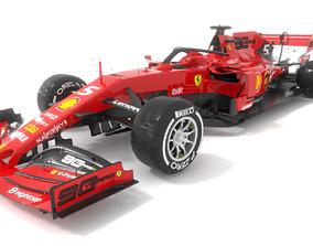 Ferrari Formula One SF90H 3D