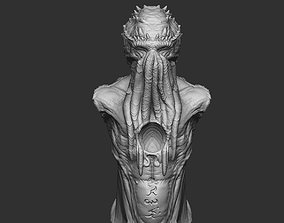 3D printable model Ancient Cthulhu Statue