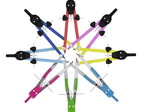 geometry 3D Compass