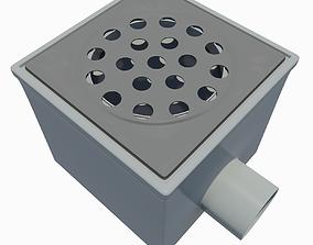Floor Drain 3D