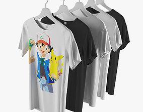 supermarket T-shirt 3D