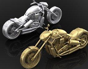 Harley davidson 3D printable model