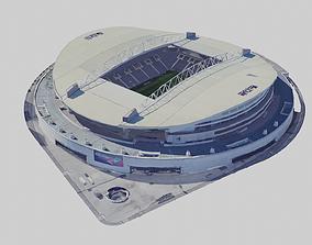 3D model Estadio do Dragao - Futebol Clube do Porto