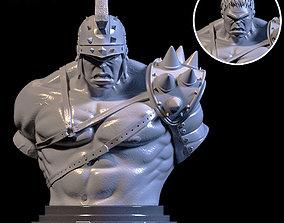 BUST HULK - Gladiator Version 3D printable model