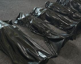 3D asset Crime Scenes - Bodybags