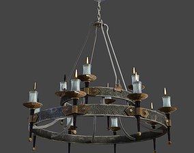 chandeleir 3D model