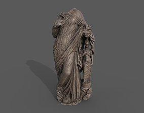 Statue of Aphrodite 3 3D asset