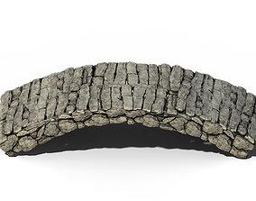 Building accessories - white jade stone 3D model