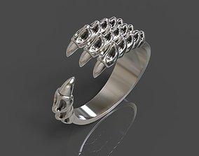 3D printable model Ring Dragon 1
