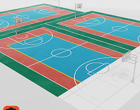 3D Basketball filed