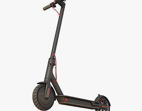 Electric Scooter mi 3D
