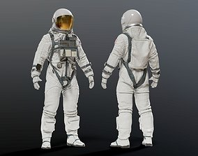 SPACESUIT NASA Gemini G5C 3D