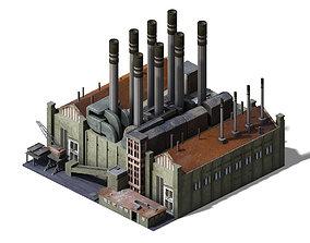 3D Heterogeneous - Building 10