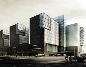 Aristocratic Business Centers 3D