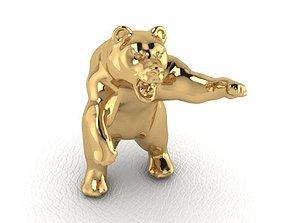 3D print model Bear 1