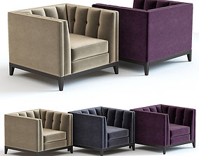 The Sofa and Chair Co - Alexander Armchair 3D