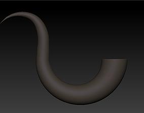 Horn for fantastic models
