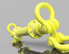 3D model Lifting beam
