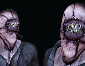 3D model Creepy Monster Horror