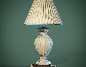 3D asset PBR Table Lamp