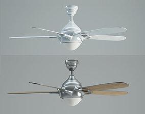 Hunter Lugano Fan 3d Model