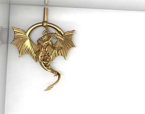 3D print model Dragon 9