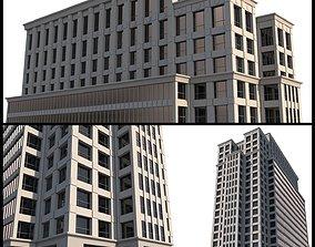Office Building 3 3D