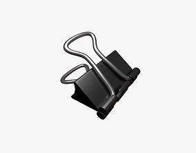 3D office Binder clip