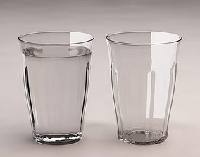 DESIGN-Glass Water Picardie 3D asset