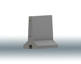 Barrier type 2 3D print model