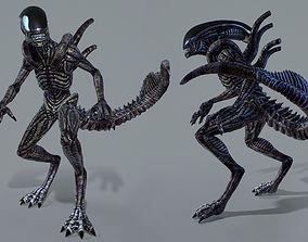 3D model Alien Xenomorph