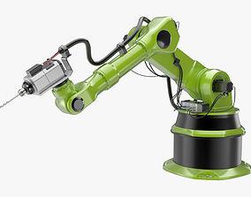 Industrial Robot 1 3D