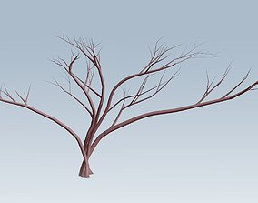 3D Tree of Steven Universe without leave