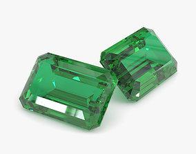 crystal Emerald 3D model