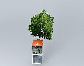 Telstra Public Phone 3D