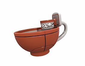 3D model Basketball mug