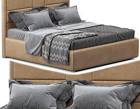3D model Nuvola Prado Bed