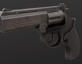 3D asset MP-412 Rex