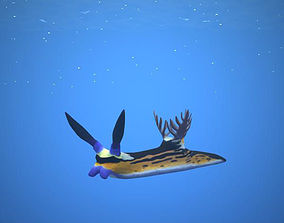 Nembrotha Megalocera 3D